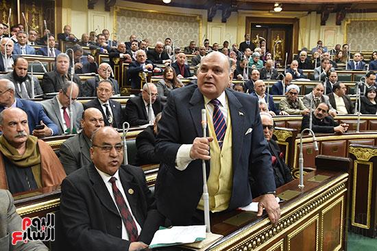اللواء كمال عامر رئيس لجنه الدفاع و الامن القومى بالبرلمان