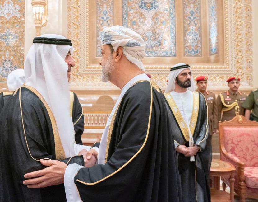 عزاء السلطان قابوس بن سعيد