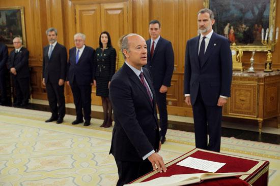 وزير-العدل-الأسبانى-خوان-كارلوس-كامبو