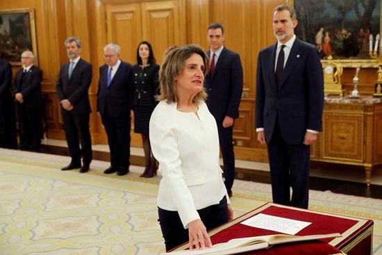 تيريزا-ريبيرا-نائبة-رئيس-الوزراء-الأسبانى-لشؤون-البيئة-والتهجير-الريفى