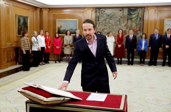 نائب-رئيس-الوزراء-الأسبانى-الجديد-للحقوق-الاجتماعية-والتنمية-المستدامة-بابلو-إغليسياس