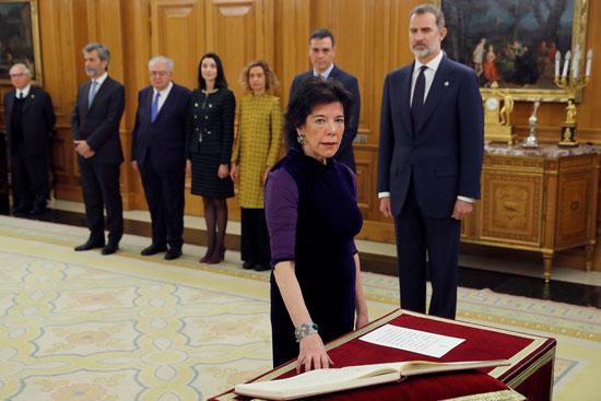 وزيرة-التعليم-الإسبانية-إيزابيل-سيلا