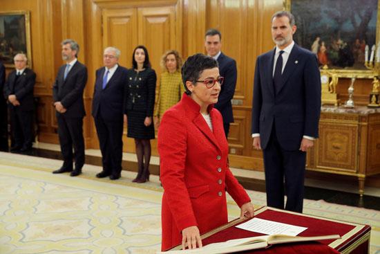 وزيرة-الخارجية-الإسبانية-أرتشا-غونزاليس-لايا