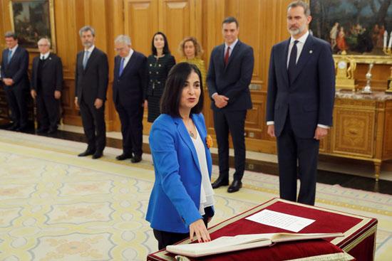 وزيرة-السياسة-الإقليمية-الإسبانية-كارولينا-درياس