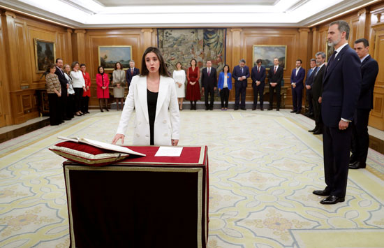 وزيرة-المساواة-الإسبانية-الجديدة-إيرين-مونتيرو
