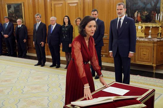 وزيرة-الصناعة-الإسبانية-رييس-ماروتو