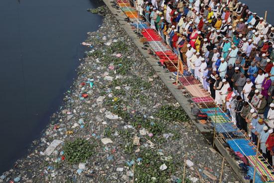 الصلاة فى بنجلاديش