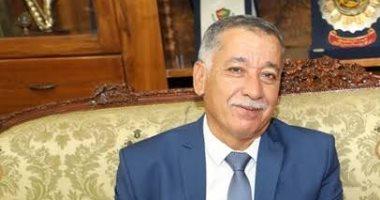 اللواء محمد أباظة مدير أمن المنوفية