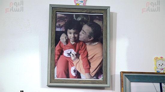ياسين صورة طبق الأصل من والده الشهيد ساطع النعماني (4)