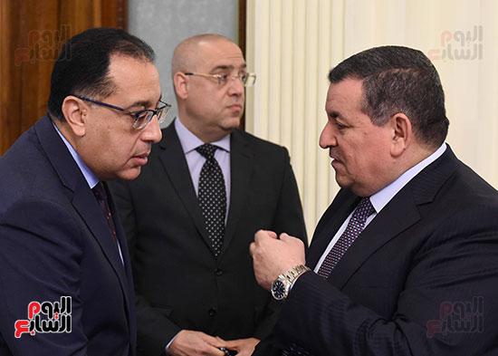 اجتماع مجلس الوزراء  (14)