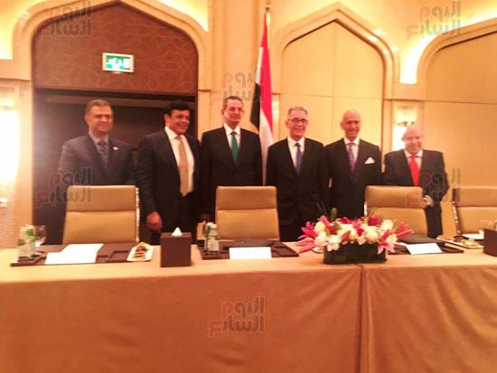 توقيع عقد إدارة ماريوت العالمية لفندق الماسة بالعاصمة الإدارية (22)