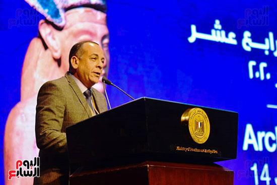 المجلس الأعلى للأثار ، عيد الأثريين (4)