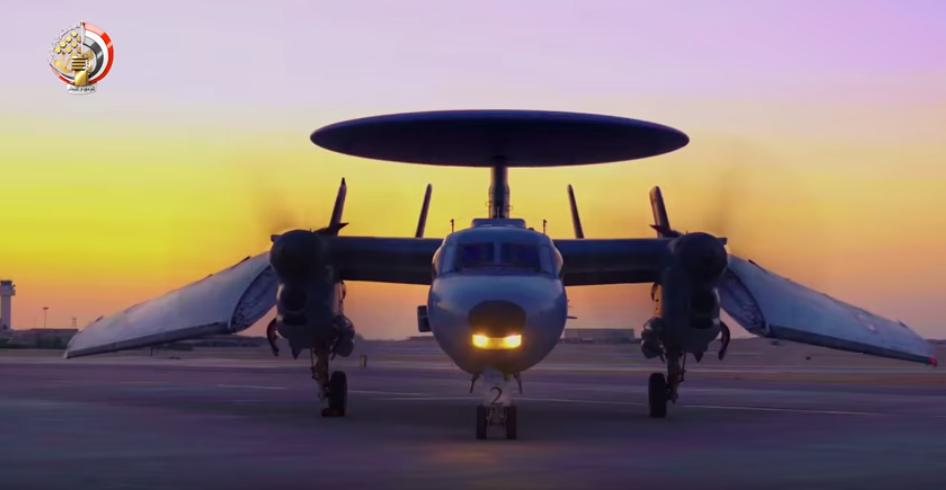 طائرة بدون طيار فى الجيش المصرى