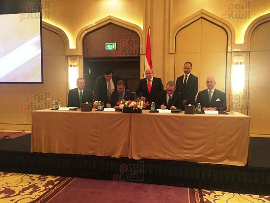 توقيع عقد إدارة ماريوت العالمية لفندق الماسة بالعاصمة الإدارية (9)