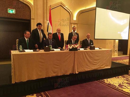 توقيع عقد إدارة ماريوت العالمية لفندق الماسة بالعاصمة الإدارية (33)