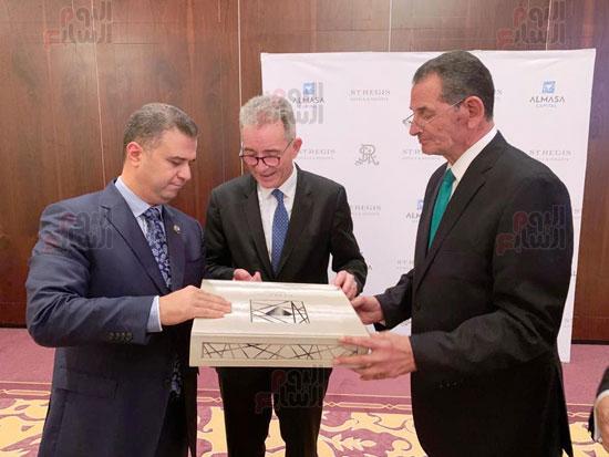 توقيع عقد إدارة ماريوت العالمية لفندق الماسة بالعاصمة الإدارية (19)