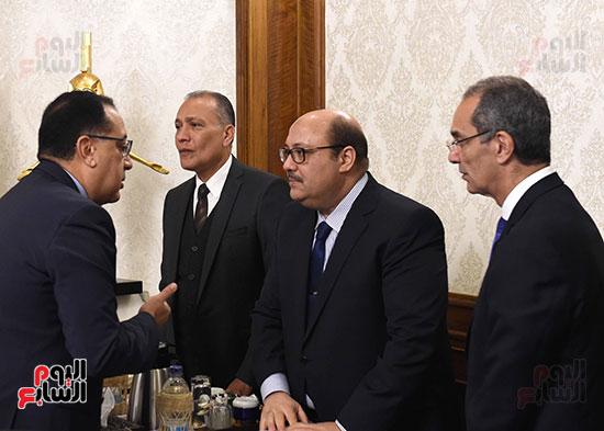 اجتماع مجلس الوزراء  (16)