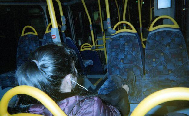 اللاجئ النيجيرى يلجأ للحافلات كمأوى له فى لندن