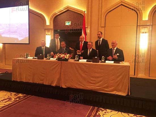 توقيع عقد إدارة ماريوت العالمية لفندق الماسة بالعاصمة الإدارية (31)