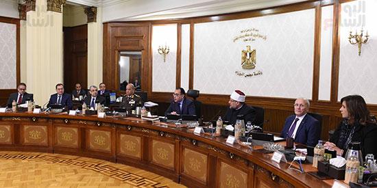 اجتماع مجلس الوزراء  (18)