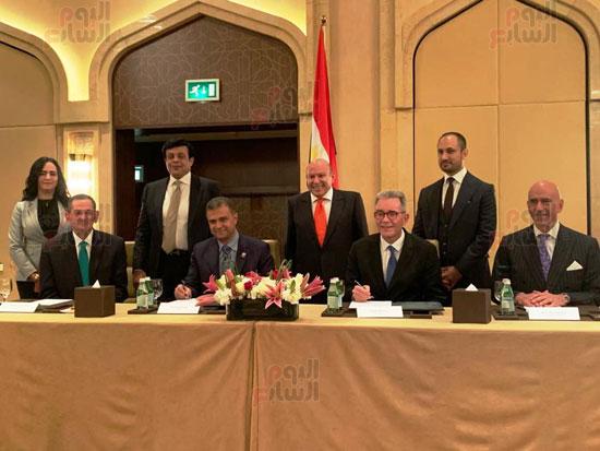 توقيع عقد إدارة ماريوت العالمية لفندق الماسة بالعاصمة الإدارية (17)