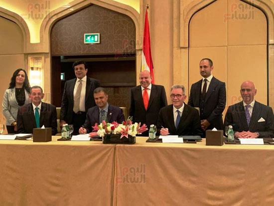 توقيع عقد إدارة ماريوت العالمية لفندق الماسة بالعاصمة الإدارية (30)
