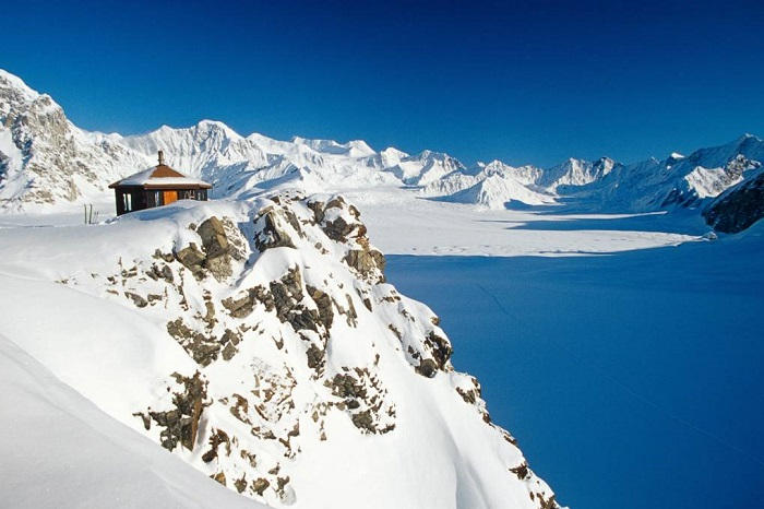 DON SHELDON AMPITHEATRE - ألاسكا