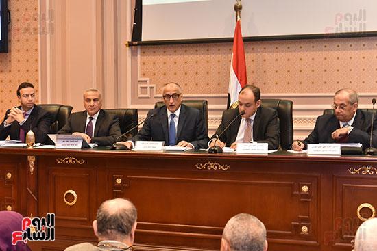 لجنة الشئون الاقتصادية بمجلس النواب (10)