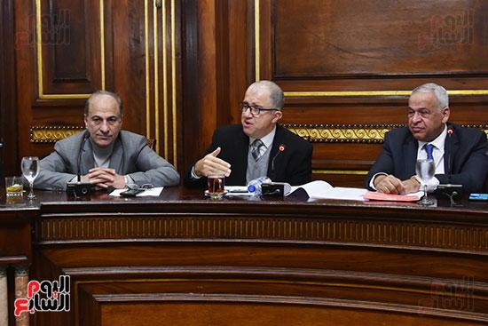 لجنة الصناعة بمجلس النواب (8)