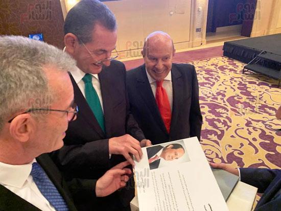 توقيع عقد إدارة ماريوت العالمية لفندق الماسة بالعاصمة الإدارية (29)