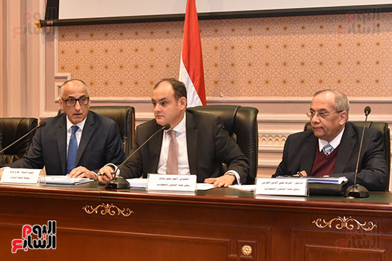 لجنة الشئون الاقتصادية بمجلس النواب (4)