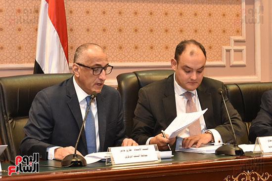 لجنة الشئون الاقتصادية بمجلس النواب (2)