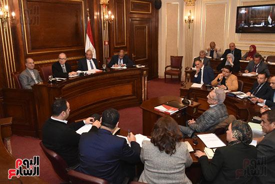 لجنة الصناعة بمجلس النواب (2)
