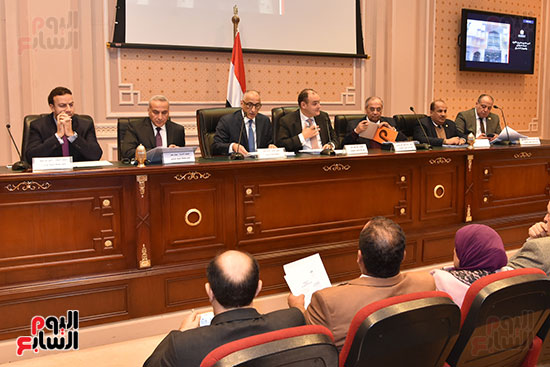 لجنة الشئون الاقتصادية بمجلس النواب (1)