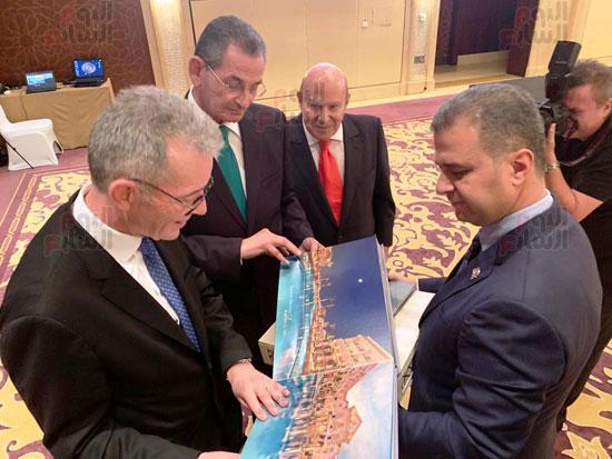 توقيع عقد إدارة ماريوت العالمية لفندق الماسة بالعاصمة الإدارية (6)