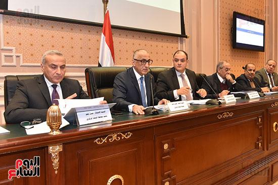 لجنة الشئون الاقتصادية بمجلس النواب (6)