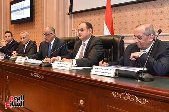لجنة الشئون الاقتصادية بمجلس النواب (9)