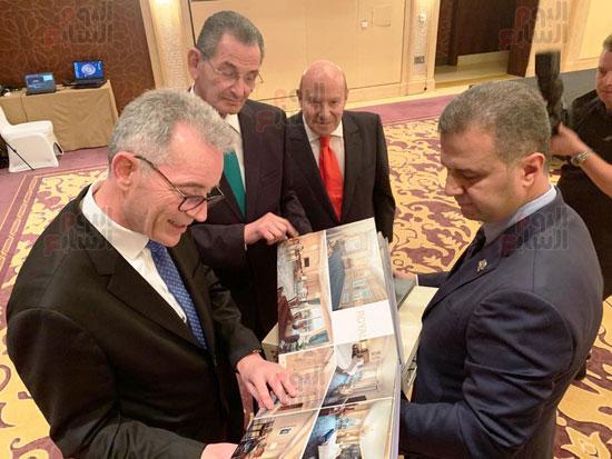 توقيع عقد إدارة ماريوت العالمية لفندق الماسة بالعاصمة الإدارية (37)