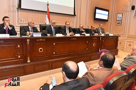 لجنة الشئون الاقتصادية بمجلس النواب (7)