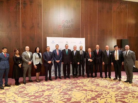 توقيع عقد إدارة ماريوت العالمية لفندق الماسة بالعاصمة الإدارية (10)