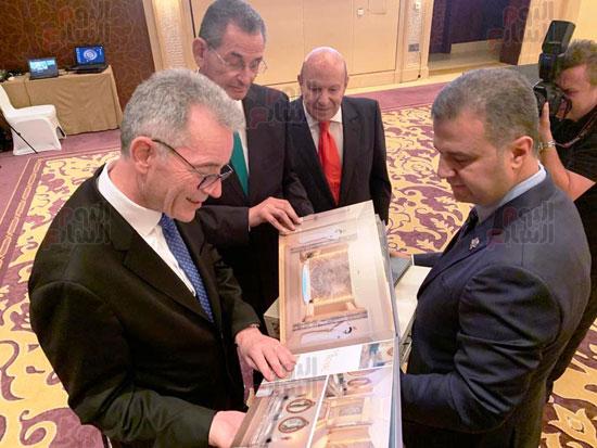 توقيع عقد إدارة ماريوت العالمية لفندق الماسة بالعاصمة الإدارية (20)