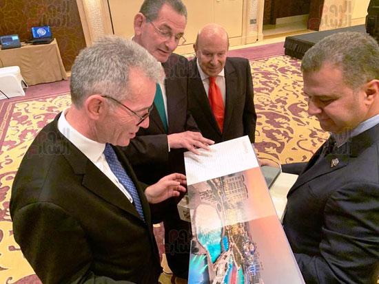 توقيع عقد إدارة ماريوت العالمية لفندق الماسة بالعاصمة الإدارية (18)