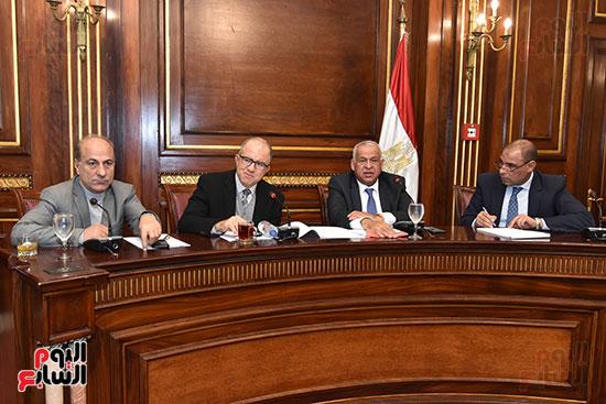 لجنة الصناعة بمجلس النواب (6)