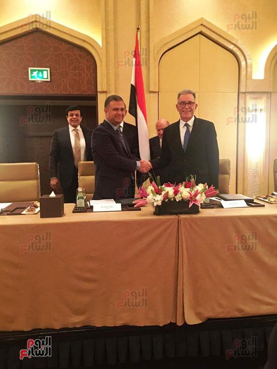 توقيع عقد إدارة ماريوت العالمية لفندق الماسة بالعاصمة الإدارية (24)