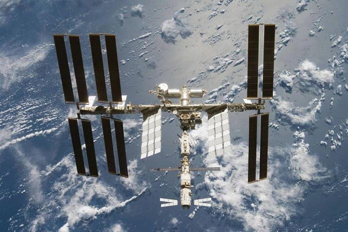 محطة الفضاء الدولية - مدار الأرض المنخفض