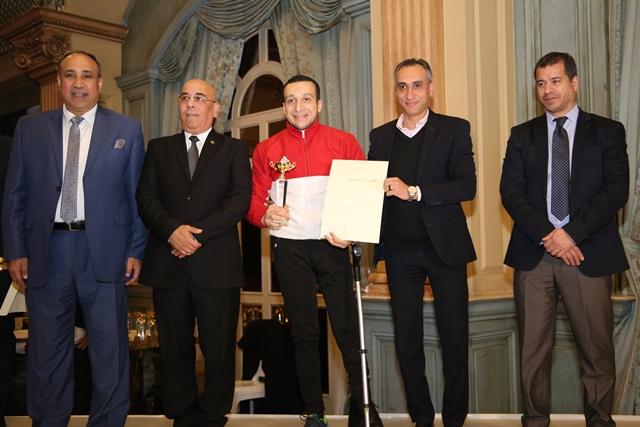 تكرم منتخب مصر للكاراتيه (7)