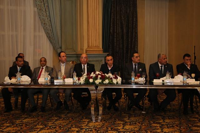 تكرم منتخب مصر للكاراتيه (3)