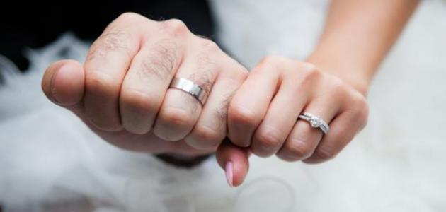 طرق اختيار خاتم الخطوبة
