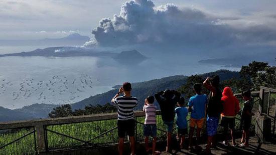 بركان تال بالفلبين (6)