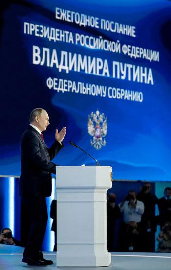 الرئيس-الروسى-خلال-كلمته-بمجلس-الدوما